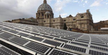 К 2050 году Ватикан планирует превратиться в «зеленое» государство