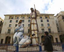 Инсталляция Святого Семейства в Испании стала самым большим в мире рождественским вертепом