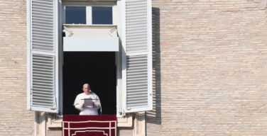 Слово Папы Франциска перед чтением молитвы «Ангел Господень» в 4-е воскресенье Адвента. 20 декабря 2020 г., площадь Св. Петра