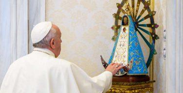 Папа: Пресвятая Богородица – Матерь и ученица