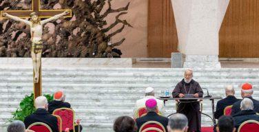 Проповедник Папского Дома начал цикл адвентовских проповедей