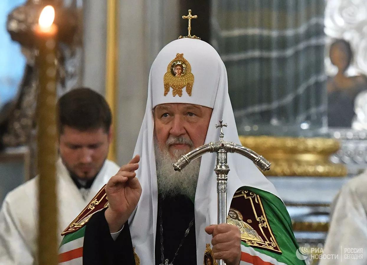 Патриарх Кирилл назвал негативные последствия пандемии для общества