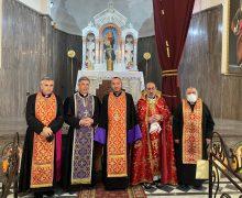 Папский посланник совершил визит в Армению
