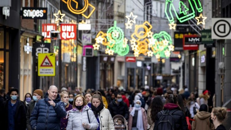В Нидерландах в связи с пандемией отменена традиционная рождественская акция