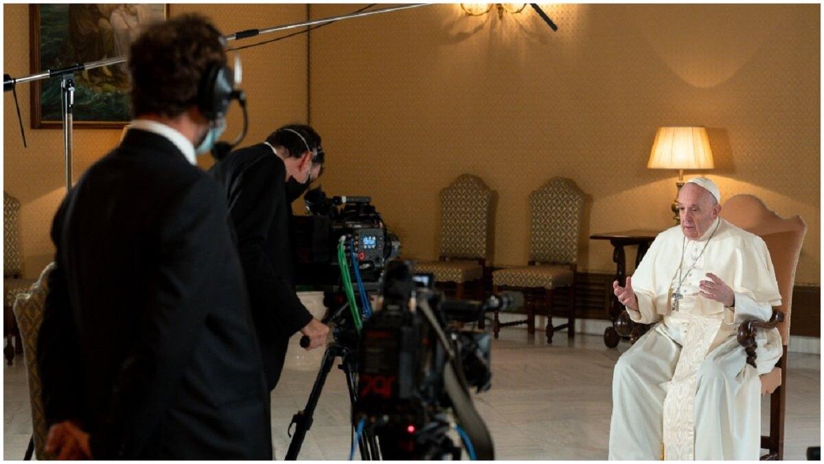 Папа Римский Франциск примет участие в документальном проекте Netflix