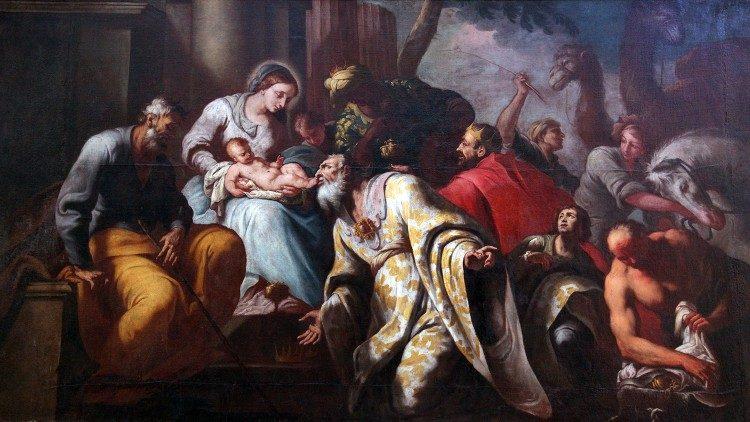 Папа Франциск: переживаемые трудности помогают нам ощутить подлинный «дух Рождества»