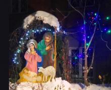 Директор Католической Школы в Новосибирске поздравляет всех с праздником Рождества (ВИДЕО)