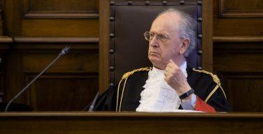 Папа Франциск выразил свои соболезнования в связи со смертью выдающегося юриста, посвятившего свою жизнь служению Святому Престолу