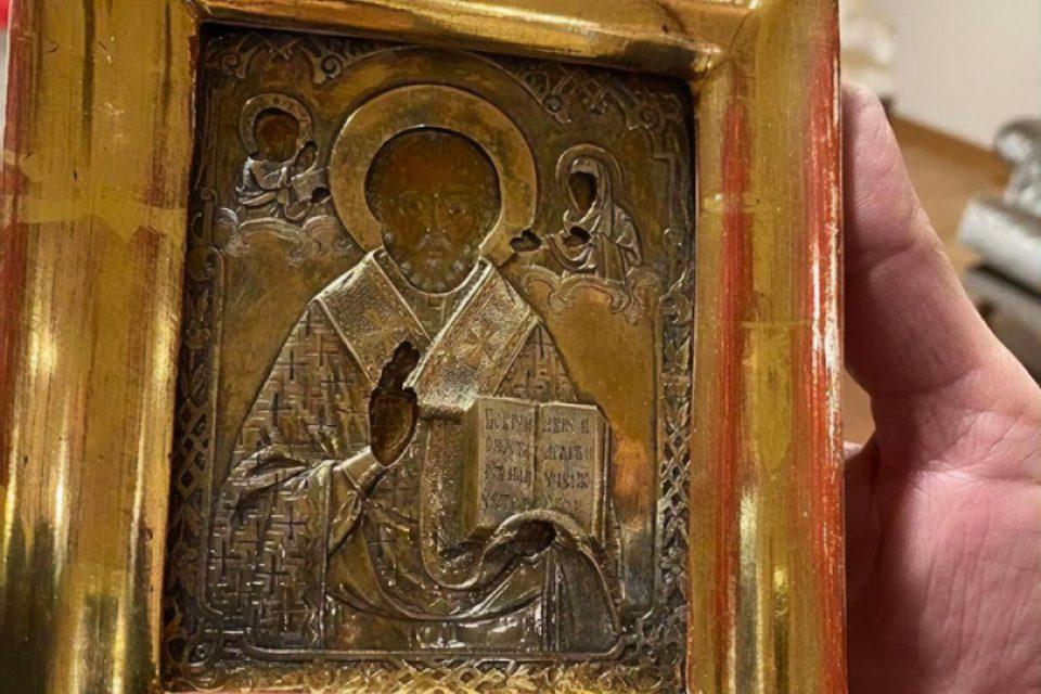 Подаренная Лаврову икона передана в посольство Боснии и Герцеговины