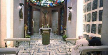 Личная часовня Папы Павла VI