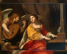 Иконография и культ святой Цецилии в Риме