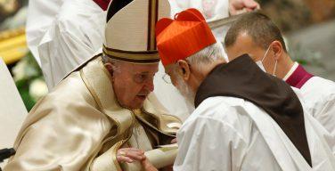 Кардинал Канталамесса объяснил, почему он отказался от епископства