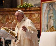 Папская Месса в честь Девы Марии Гваделупской (ВИДЕО)