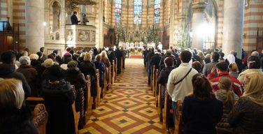 На Рождество священники смогут совершать до четырёх Месс