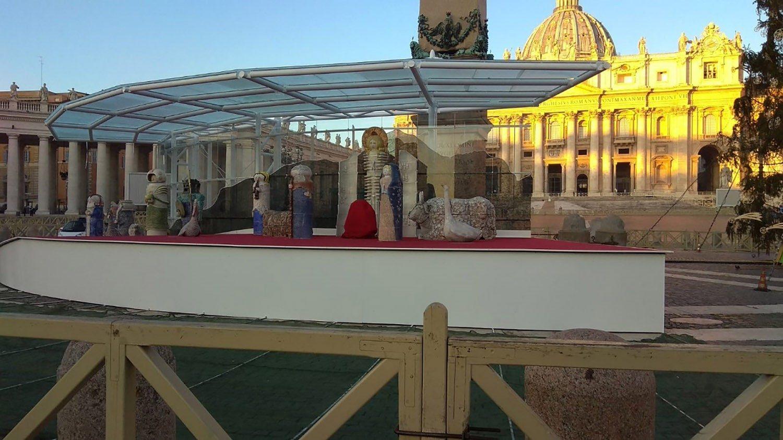 Папа призвал очистить празднование Рождества от потребительства