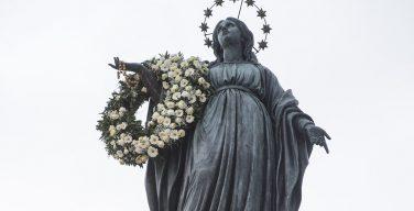 Из-за пандемии отменён молебен 8 декабря на площади Испании в Риме