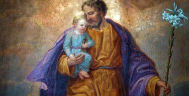 Папа Франциск учредил Год Святого Иосифа
