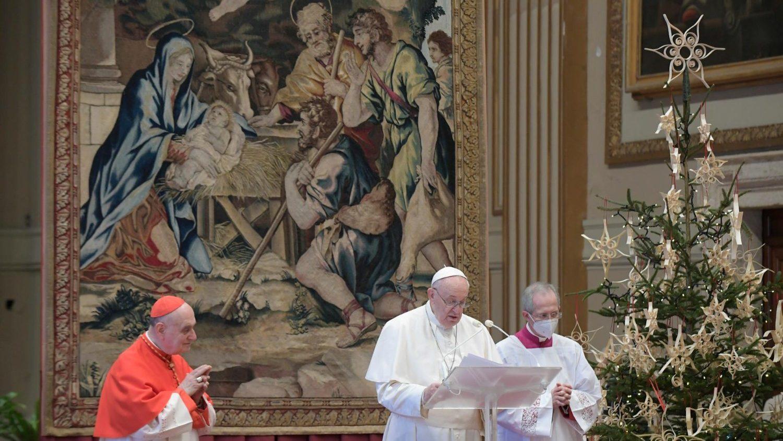 Urbi et Orbi — Папа помолился о мире в Нагорном Карабахе и на востоке Украины