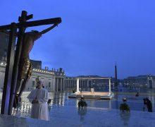 Молитвенные интенции Папы на декабрь (ВИДЕО)
