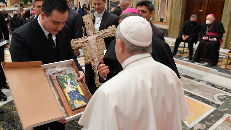 Папа: Рождество – это «Знак» Бога для страдающего мира