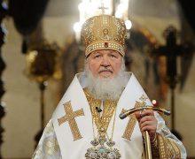 Патриарх Кирилл поздравил Джо Байдена с победой на выборах