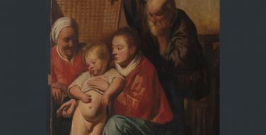 Шедевр Йорданса «Святое Семейство» обнаружен в Брюсселе