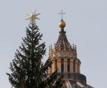 Папа – артистам: излучайте свет красоты для мира