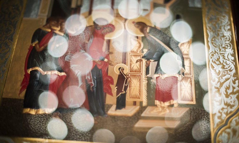 Время быть храмом. О празднике, который провожает нас к Рождеству