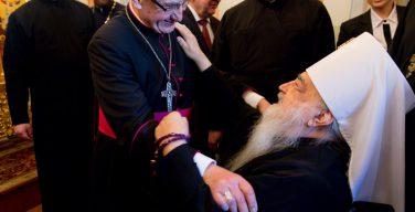 Архиепископ Тадеуш Кондрусевич выразил соболезнования в связи с кончиной митрополита Филарета (Вахромеева)