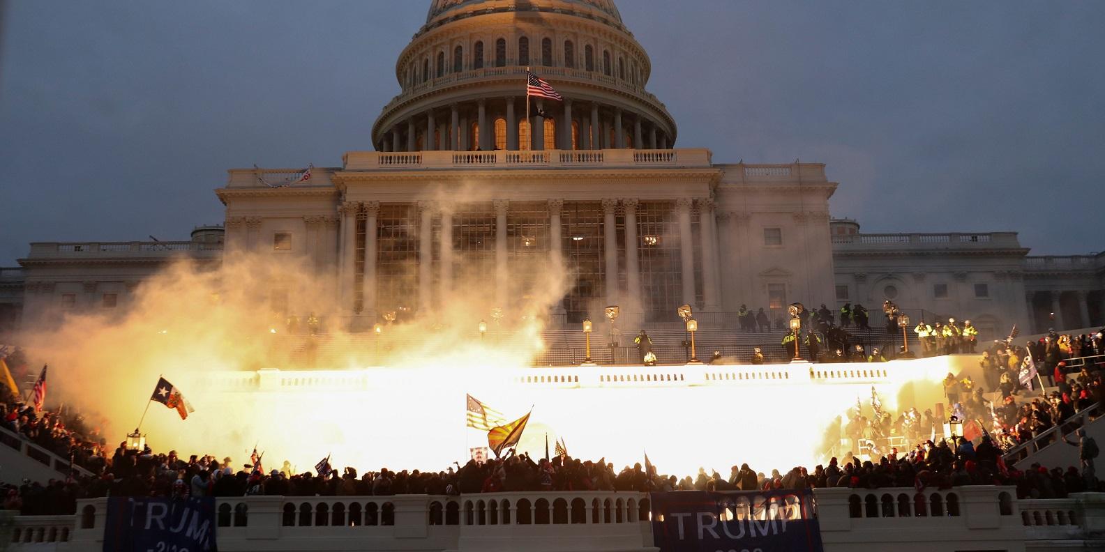 Епископы США высказались по поводу штурма Капитолия