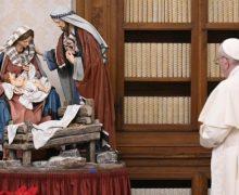Слово Папы Франциска перед чтением молитвы «Ангел Господень» во 2-е воскресенье Рождественского времени. 3 января 2021 г., библиотека Апостольского дворца