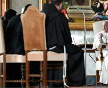 Свою первую в 2021 году общую аудиенцию Папа Франциск посвятил прославлению Бога
