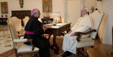 Апостольский нунций в России будет представлять Святой Престол также в Узбекистане