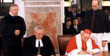 В Риме увидело свет новое издание документа, посвященного католическо-лютеранскому диалогу