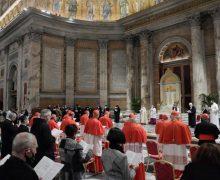 Неделя молитв о единстве христиан завершилась экуменической Вечерней в древней римской базилике