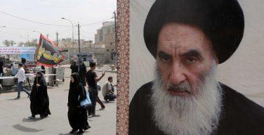 Папа Франциск встретится в Ираке с духовным лидером иракских шиитов