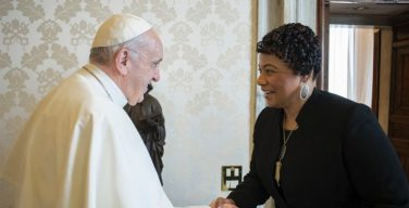 Папа Франциск: мечта Мартина Лютера Кинга о гармонии и равенстве актуальна