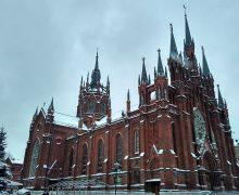 В московском Кафедральном соборе представители различных конфессий помолились о христианском единстве (ВИДЕО)