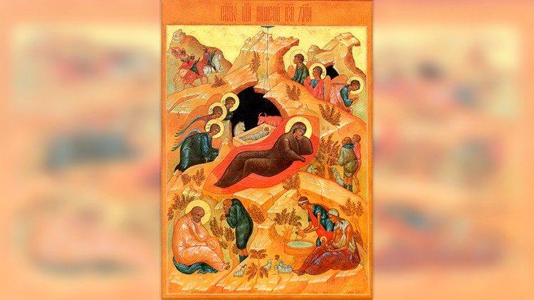 Папа Франциск поздравил с Рождеством верных Восточных Церквей