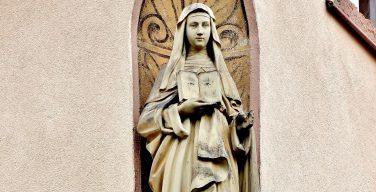Год святой Одилии объявлен во Франции