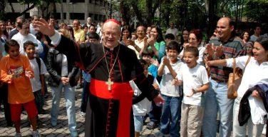Папа Франциск выразил свое соболезнование в связи с кончиной бразильского кардинала Шайда