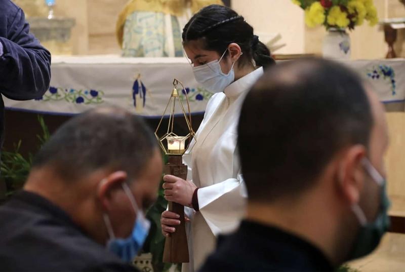 Папа: женщины могут быть чтецами и аколитами
