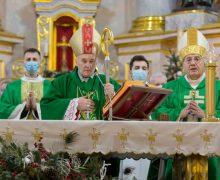 Архиепископ-митрополит Тадеуш Кондрусевич совершил в Минске богослужение, которое можно считать прощальным