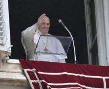 Слово Папы Франциска перед чтением молитвы «Ангел Господень» в 5-е воскресенье Рядового времени. 7 февраля 2021 г., площадь Св. Петра