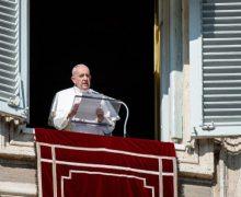 Слово Папы Франциска перед чтением молитвы «Ангел Господень» в 1-е воскресенье Великого Поста. 21 февраля 2021 г., площадь Св. Петра