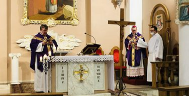 Мероприятия в память католического архиепископа-исповедника Иоанна Цепляка прошли в Санкт-Петербурге