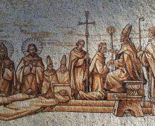 14 февраля Папа Франциск поздравил верных с праздником Святых Кирилла и Мефодия и упомянул о скором начале Великого Поста