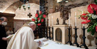 В Москве состоится презентация перевода энциклики Папы Франциска Fratelli tutti
