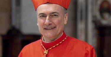 Кардинал Гамбетти заменил кардинала Комастри