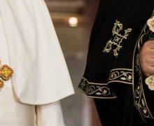 Папа Франциск принял участие в акции памяти ливийских новомучеников, погибших в 2015 году